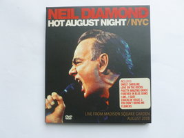 Neil Diamond - Hot August Night / NYC (DVD)