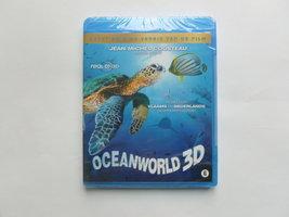 Oceanworld 3 D (DVD/Blu-Ray Disc) Nieuw