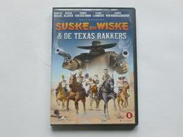 Suske en Wiske & De Texas Rakkers (DVD)