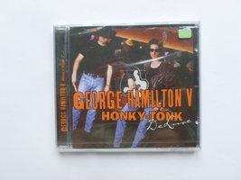 George Hamilton V - Honky-Tonk Deluxe (nieuw)