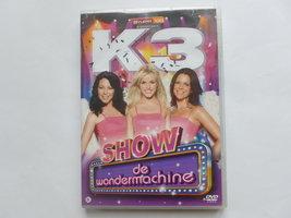 K3 - Show De Wondermachine (DVD)