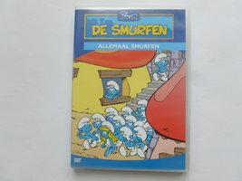 De Smurfen - Allemaal smurfen (DVD)
