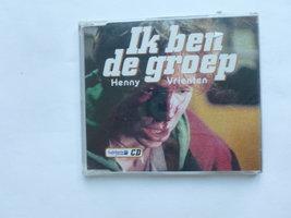 Henny Vrienten - Ik ben de groep CD Single (Nieuw)