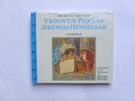 Vrouwtje Plooi en Jeremias Hengelaar (CD Boekje) Nieuw
