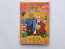 Bassie & Adriaan - Op reis door Europa / Wales en Portugal (DVD)