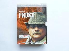A tough of Frost - Het complete 3e en 4e seizoen (9 DVD)