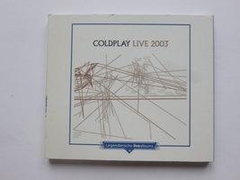 Coldplay - Live 2003 (CD+DVD)