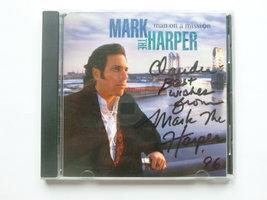 Mark the Harper - Man on a mission (gesigneerd)