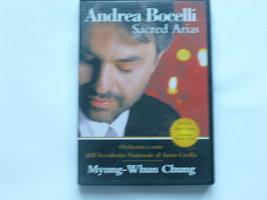 Andrea Bocelli - Sacred Arias (DVD)