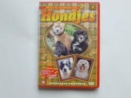 Hondjes - Beleef de avonturen van Hondjes (DVD)