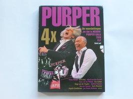 Purper 4 x (2 DVD)
