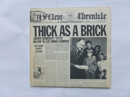 Jethro Tull - Thick as a brick (LP)