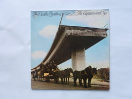 The Doobie Brothers - The captain and me (LP)