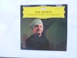 Don Kosaken Chor Serge Jaroff - Geistliche chore / Ave Maria (LP)