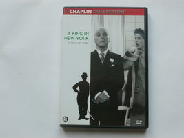 Charlie Chaplin - A king in New York (DVD)