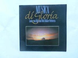 Musica di Gloria - Louis van Dijk and Dick Bakker Orchestra (LP)