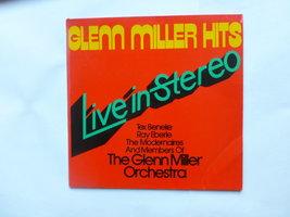 Glenn Miller Orchestra - Glenn Miller Hits / Live in Stereo (LP)