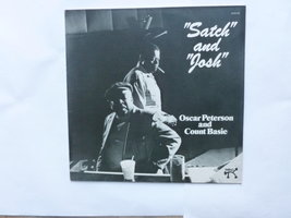 Oscar Peterson and Count Basie - Sath and Josh (LP)