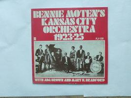 Bennie Moten's Kansas City Orchestra 1923-25 (LP)