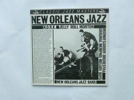 New Orleans Jazz - Classic Jazz Masters (LP)