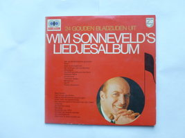 Wim Sonneveld's Liedjesalbum (2 LP)