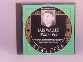 Fats Waller - Classics 1922 - 1926