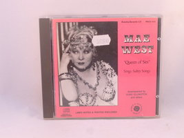 Mae West - Queen of Sex sings sultry songs