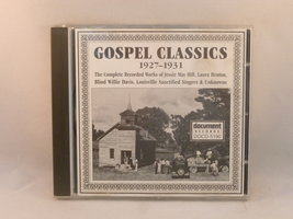 Gospel Classics - 1927 / 1931 (document records)