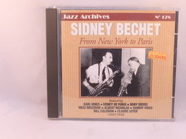Sidney Bechet - From New York to Paris 1940-1949