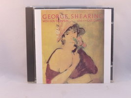 George Shearing With Don Thompson ‎– Live At The Cafe Carlyle