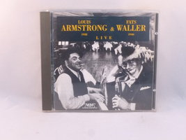 Louis Armstrong & Fats Waller ‎– Live 1938 / 1940