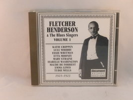 Fletcher Henderson & The Blues Singers. Volume 1