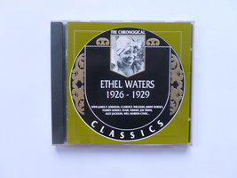 Ethel Waters - Classics 1926-1929