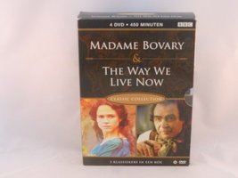 Madame Bovary / The way we live now (4 DVD)
