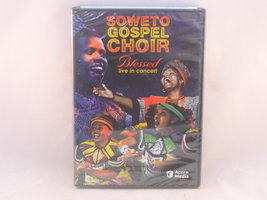 Soweto Gospel Choir - Blesses / Live in  concert (DVD) Nieuw