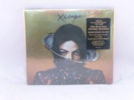 Michael Jackson - Xscape (deluxe edition CD +DVD) nieuw