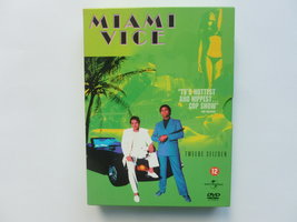 Miami Vice - Seizoen 2 (6 DVD)