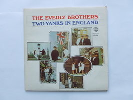 The Everly Brothers - Two Yanks in England / Instant party  (2 LP)