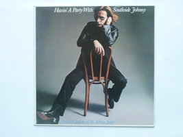 Southside Johnny - Havin' a party with (LP)