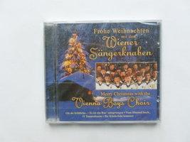 Wiener Sängerknaben - Frohe Weihnachten mit  (nieuw)