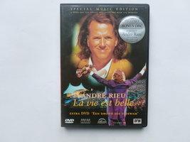 Andre Rieu - La vie est belle / een droom die uitkwam (2 DVD)