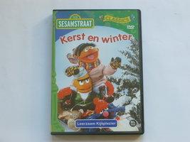 Sesamstraat - Kerst en Winter (DVD) Nieuw