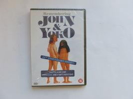 John & Yoko - Remembering (DVD) Nieuw