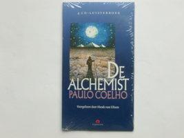 Paulo Coelho - De Alchemist (4 CD Luisterboek) Nieuw