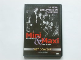 Mini & Maxi - Het Concert (DVD)