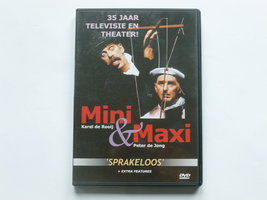 Mini & Maxi - Sprakeloos (DVD)