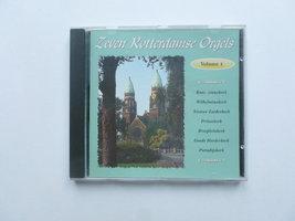 Zeven Rotterdamse Orgels Volume 1