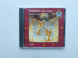 J.S. Bach - Organ Works / Thierry Mechler