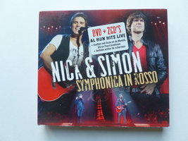 Nick & Simon - Symphonica in Rosso (2 CD  + DVD)