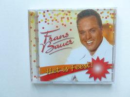 Frans Bauer - Het is Feest! (nieuw)